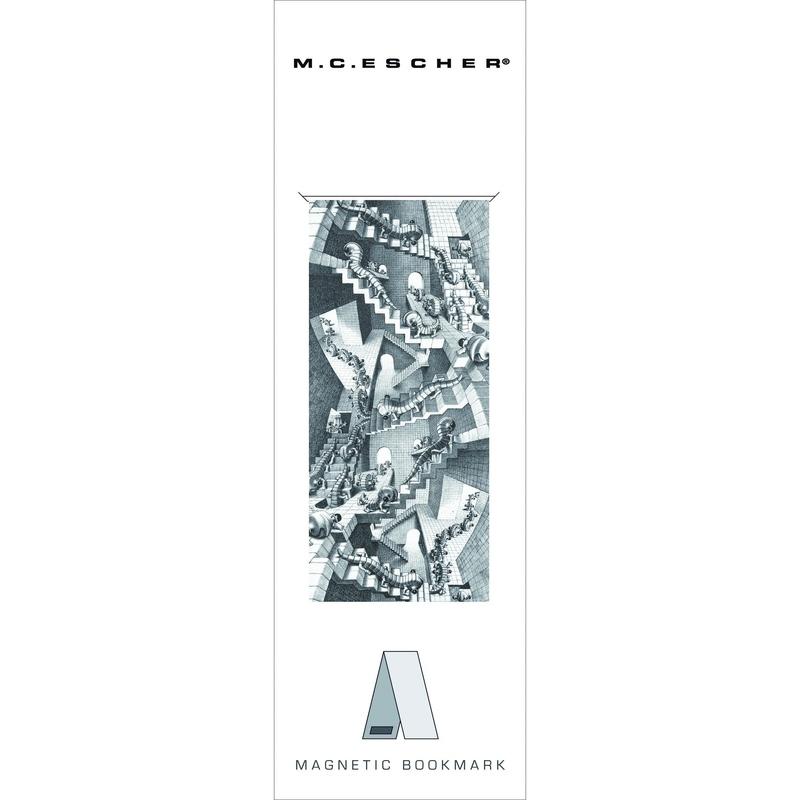 Semn de carte magnetic M.C. Escher