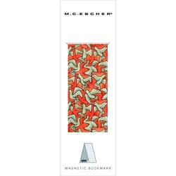 Semn de carte magnetic M.C. Escher Pasari
