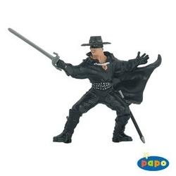 Figurina Papo - Zorro cu sabie