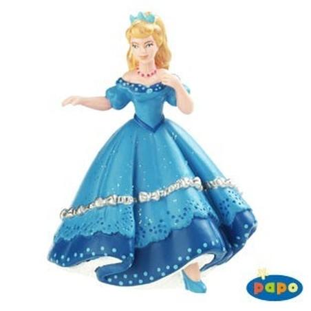 Figurina Papo-Printesa dansand-albasta