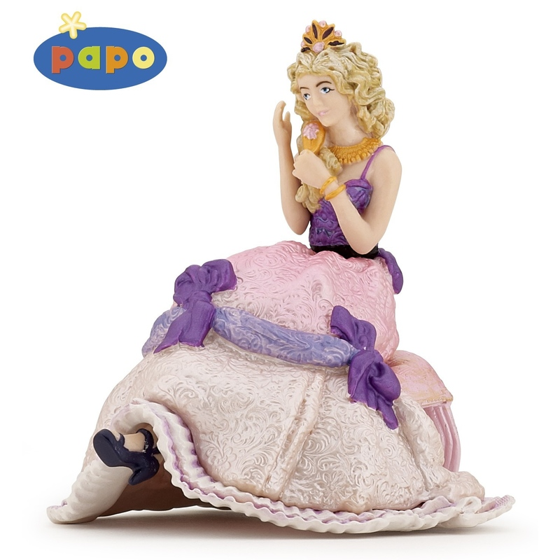 Figurina Papo-Printesa sezand