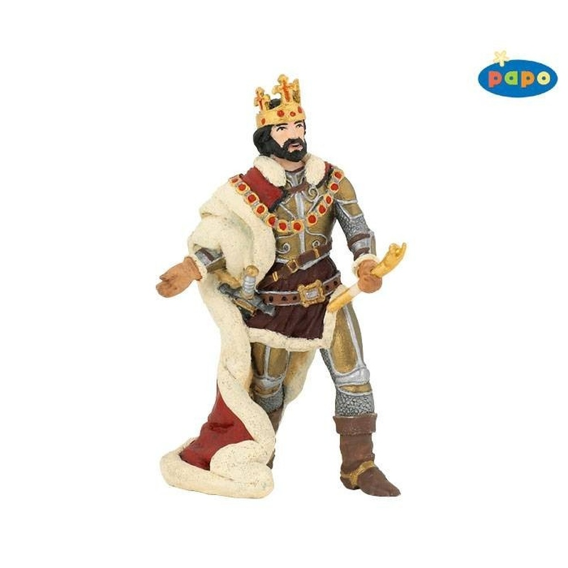 Figurina Papo-Rege