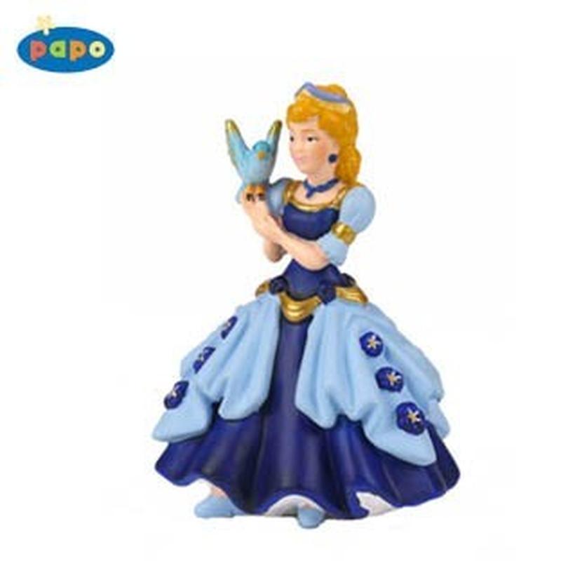 Figurina Papo-Printesa albastra