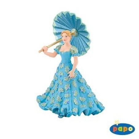 Figurina Papo - Regina florilor bleu