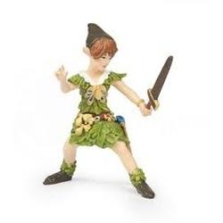Figurina Papo - Spiridus verde