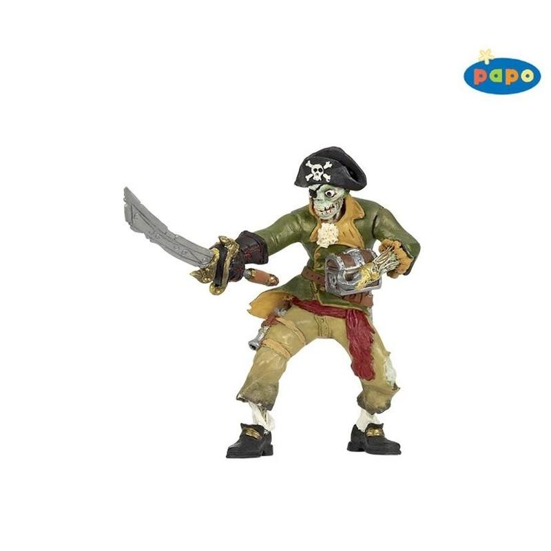 Figurina Papo-Pirat zombie