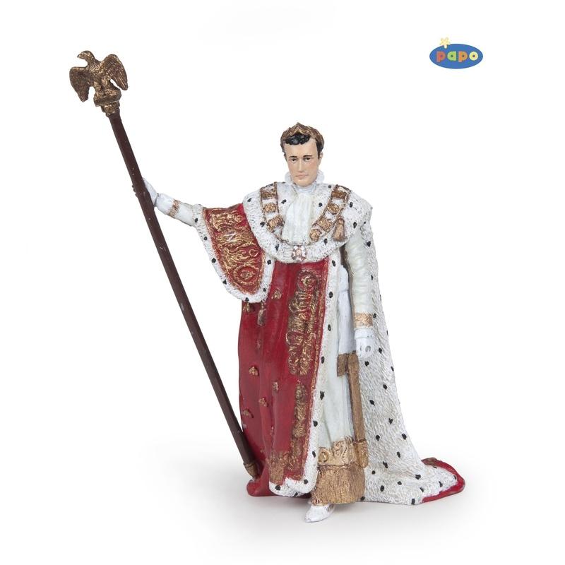 Figurina Papo-Napoleon incoronat