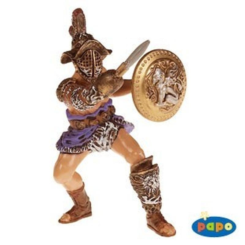 Figurina Papo-Gladiator