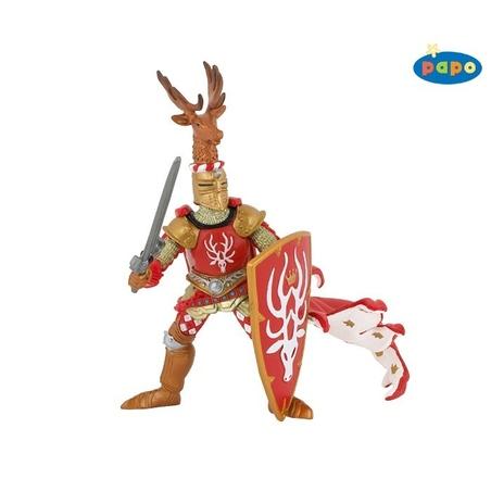 Figurina Papo-Cavalerul cerb