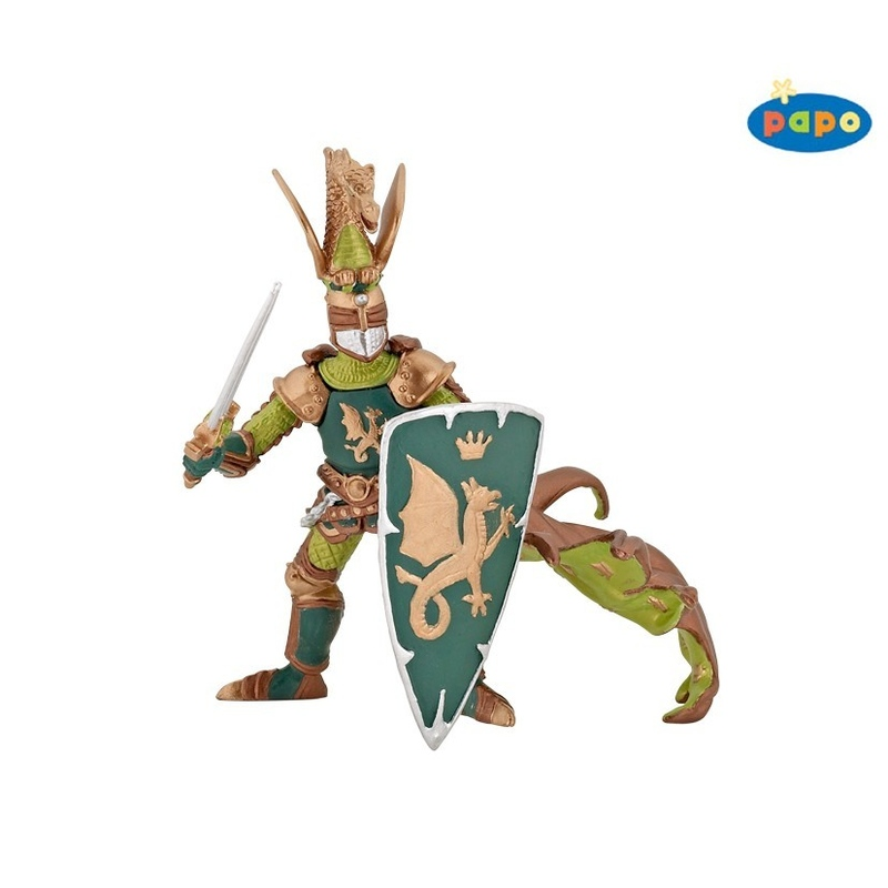 Figurina Papo-Cavalerul Dragon