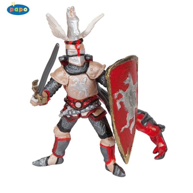 Figurina Papo-Cavalerul pegasus