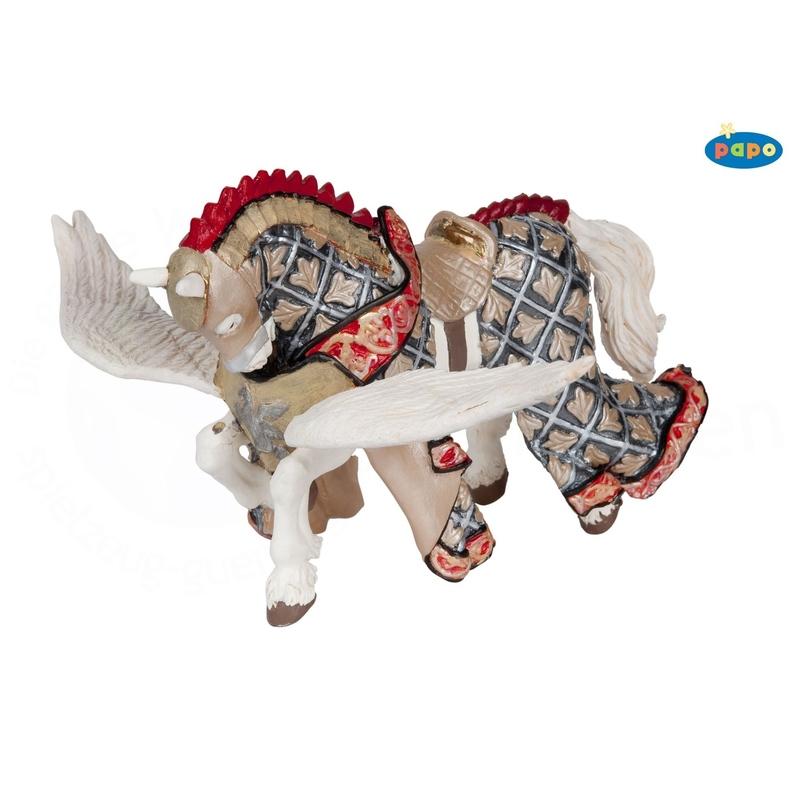 Figurina Papo-Calul cavalerului pegasus