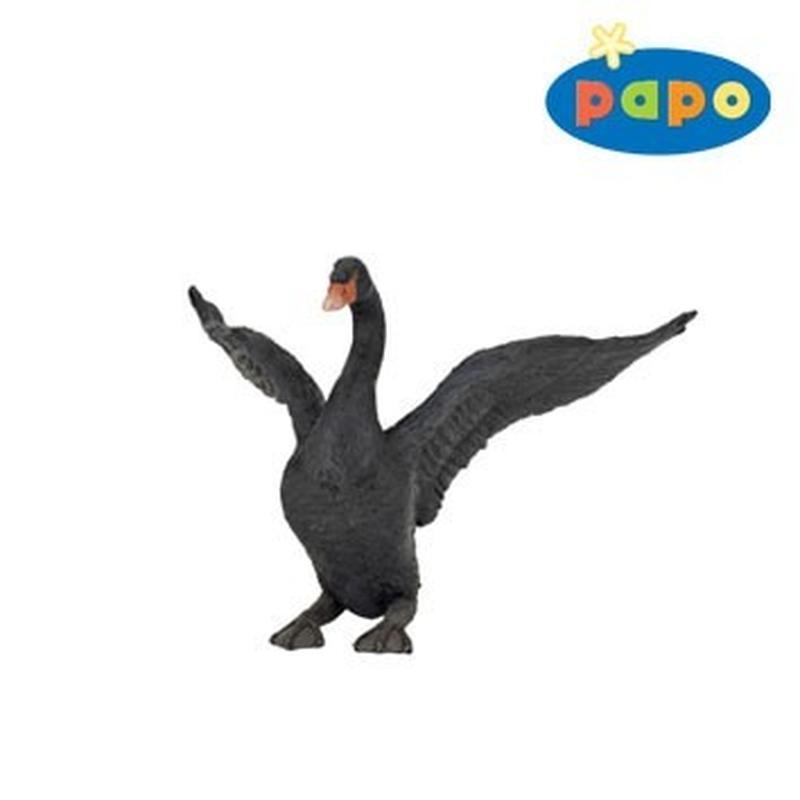 Figurina Papo - Lebada Neagra