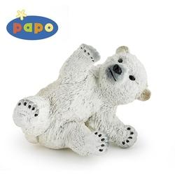 Ursulet polar jucaus - Figurina Papo