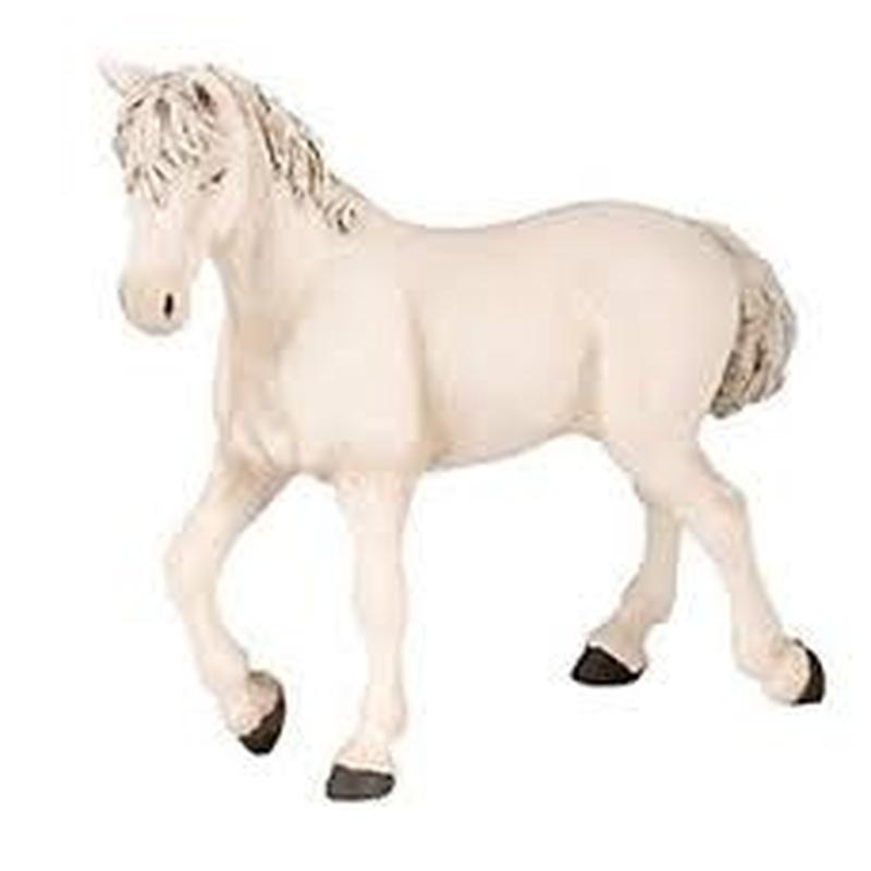 Figurina Papo-Iapa rasa Cremello