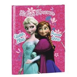 Dosar cu elastic colectia Frozen II Disney