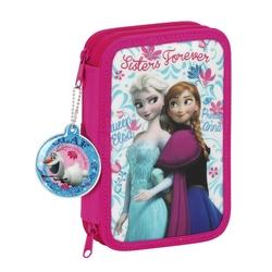 Penar dublu echipat cu 34 piese colectia Frozen II Disney