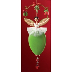 Ornamente de brad Zana balerina