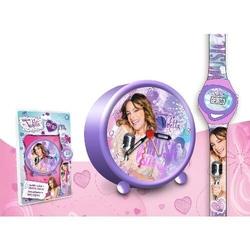 Set cadou ceas mana digital+ceas masa Violetta