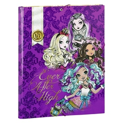 Mapa cu elastic A4 Ever After High