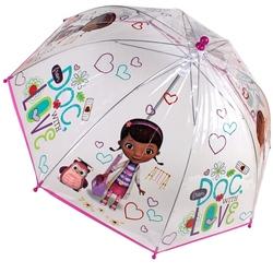Umbrela transparenta Doctorita Plusica
