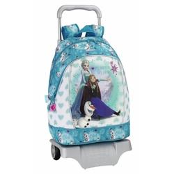 Ghiozdan troler scoala colectia Frozen Ice Disney