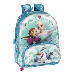 Ghiozdan tip rucsac scoala juniori colectia Frozen Ice Disney