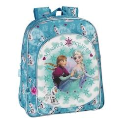 Ghiozdan tip rucsac scoala junior colectia Frozen Ice Disney 38 cm