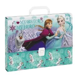 Servieta cu maner din carton colectia Frozen Ice Disney