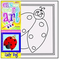 Pictura pe panza pentru copii Gargarita