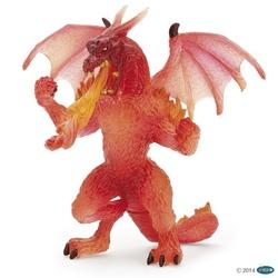 Figurina Papo - Dragonul de foc