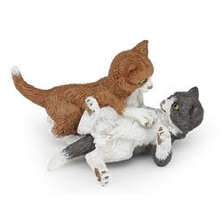 Pisici jucandu-se - Figurina Papo