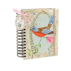 Agenda Eclectic Watercolour Birds