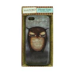Husa rigida iPhone 5 Grumpy Owl