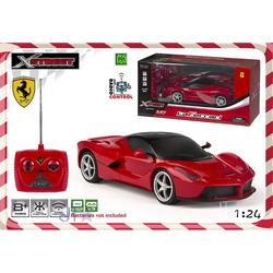 Masina Ferrari Enzo 458 cu radiocomanda - scara 1:32