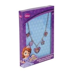 Colier cu pandantive Disney Sofia Intai