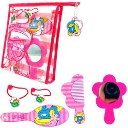 Set de accesorii pentru par cu Strumfita