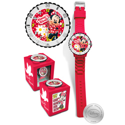 Set 4 in 1 ceas analogic Minnie Mouse
