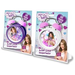 Ceas de masa desteptator Violetta (12 cm)