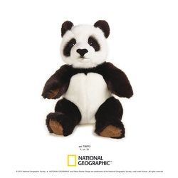 Jucarie din plus National Geographic Urs Panda 26 cm