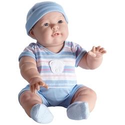 Papusa Lucas costum bleu 46 cm