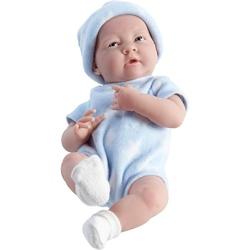 Bebelus nou nascut baietel costumas albastru