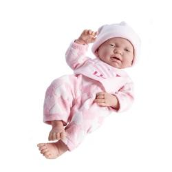 Bebelus nou nascut fata-Pasare Roz