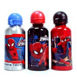 Recipient apa 500 ml Spiderman