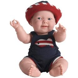 Jucarie papusa bebelus Lucas in costumas de vara
