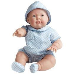 Jucarie bebe Lucas in costumas ecosez bleu