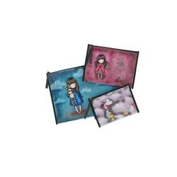 Set 3 portofele Gorjuss™Hush Little Bunny, Ladybird, The Dreamer