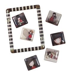 Set 6 magneti Gorjuss