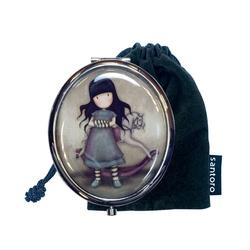 Oglinda ovala in cutie Gorjuss The Getaway