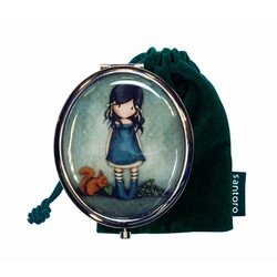Oglinda ovala in cutie Gorjuss You Brought Me Love